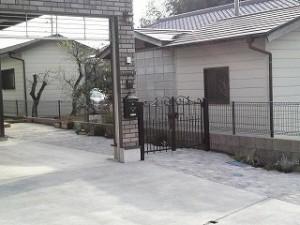 埼玉県川口市 草むしり屋 庭造り9