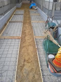 埼玉県川口市 草むしり屋 庭造り10