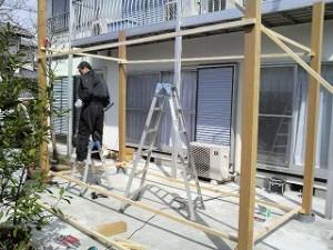 埼玉県川口市 草むしり屋 庭造り7