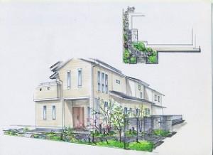埼玉県川口市 草むしり屋 庭造り5