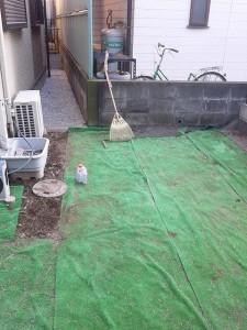 埼玉県川口市 草むしり屋 草刈事例4