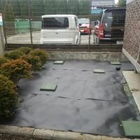 庭のリフォーム 砂利敷き 防草シート 練馬区 八潮市 三郷市