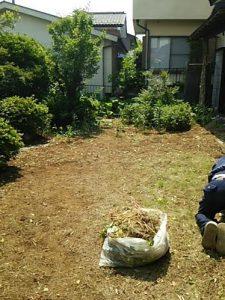 草むしり 草刈り 草とり 110番 080